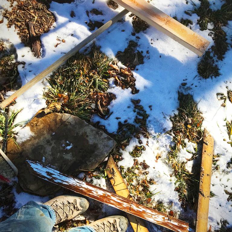 MWS - Snow Melting In Boulder