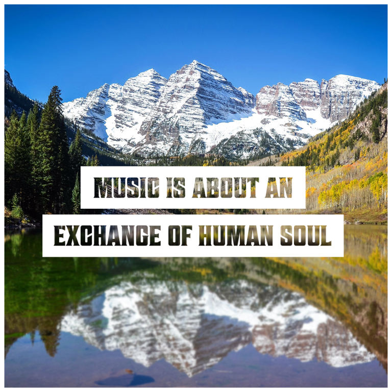 music is about an exchange of human soul.png