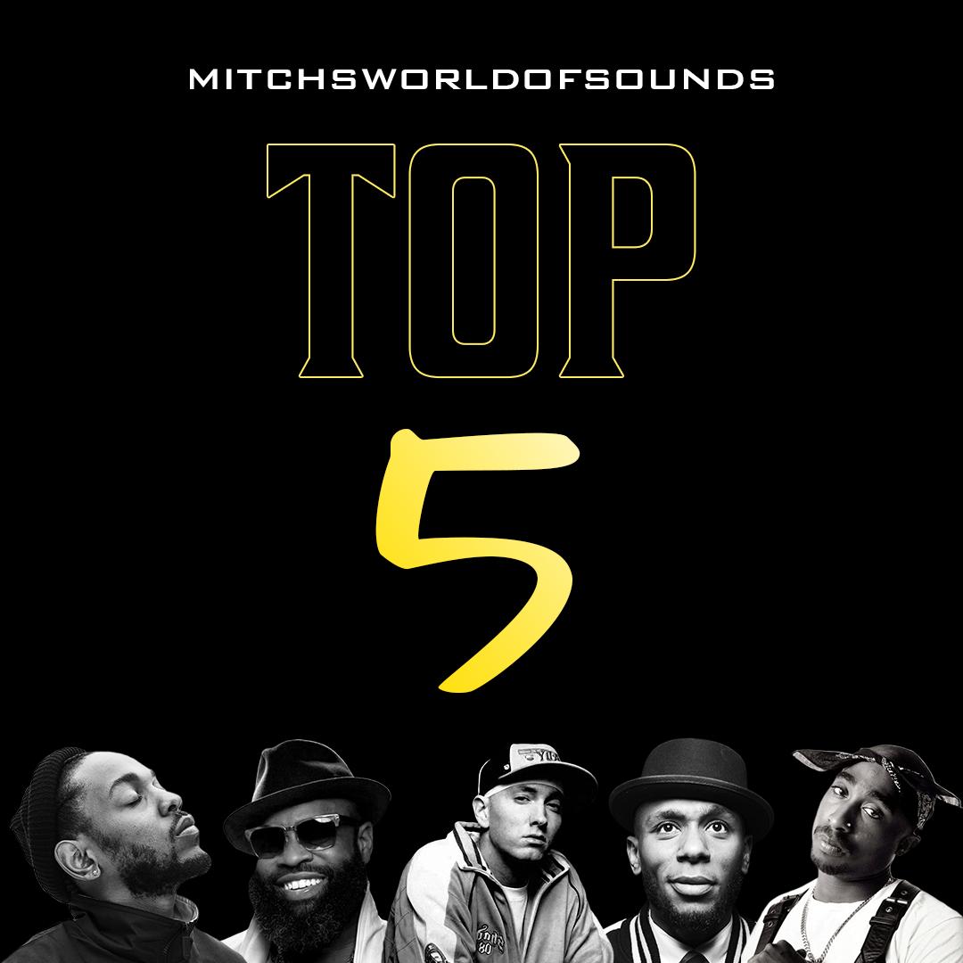 MWS TOP 5 (revealed)