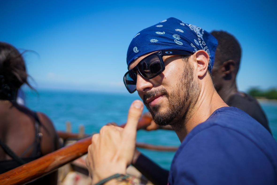 Esteban Solo Bandit Boating