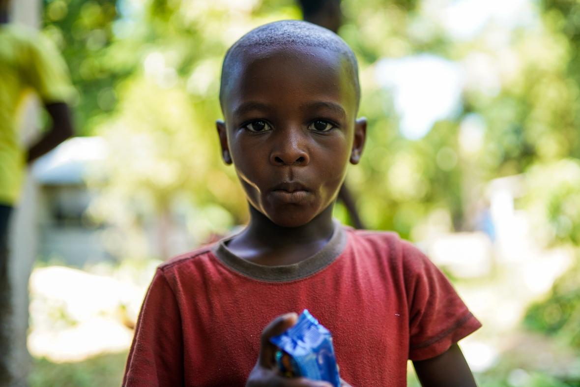 Haitian Boy Solo