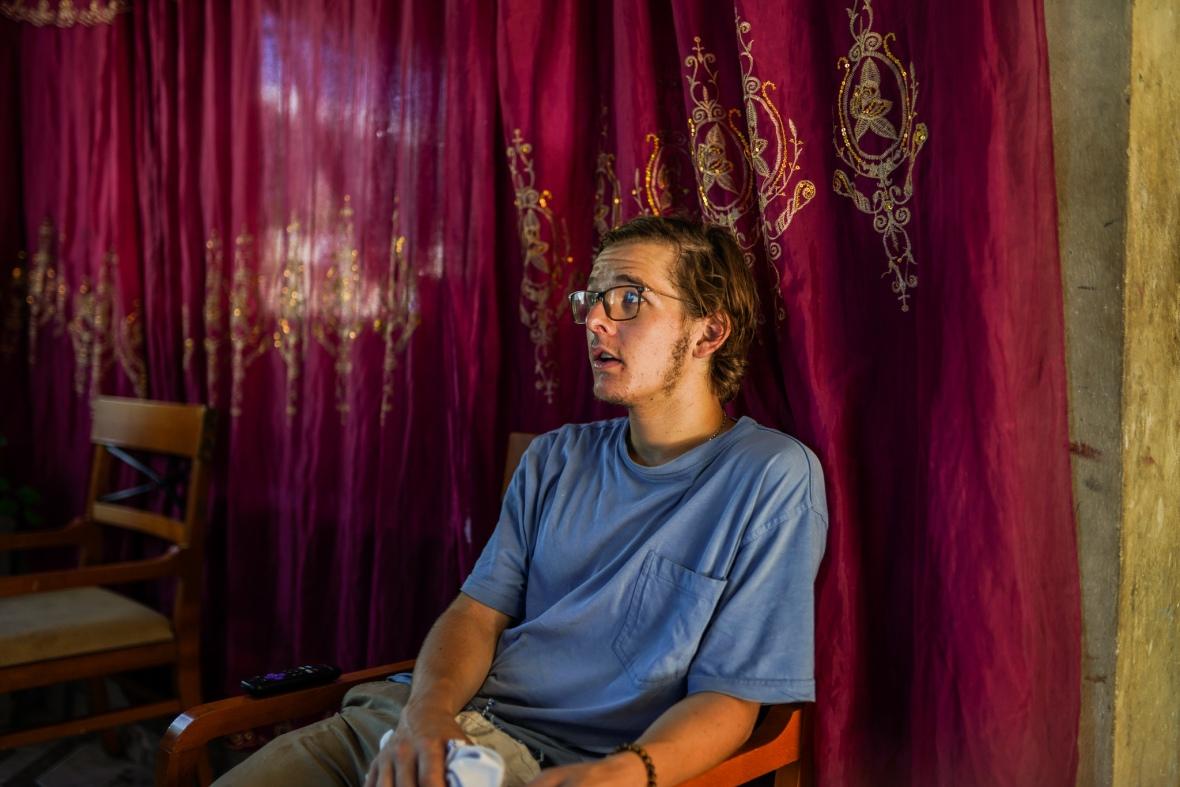 Rob At Lestheme's Purple Drapes
